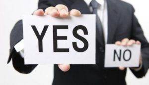 Saying Yes is what Starts Innovation